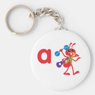 ABC動物-アダムの蟻 キーホルダー