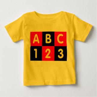 abc123 ベビーTシャツ