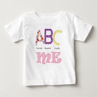 ABC ベビーTシャツ
