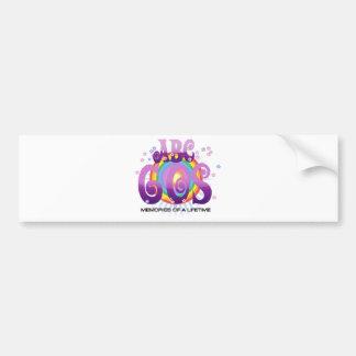 ABC 60sアイルランド バンパーステッカー