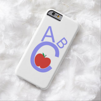 ABC Apple Barely There iPhone 6 ケース