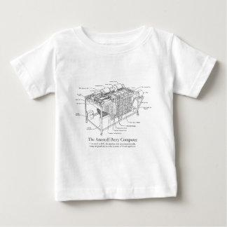 abc: Atanasoff-Berry Computer: engineer ベビーTシャツ