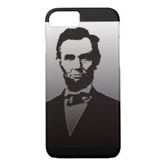 AbeリンカーンのポートレートのiPhone 7の場合 iPhone 7ケース