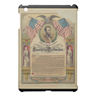 Abeリンカーンの解放の布告のiPadの場合 iPad Mini カバー