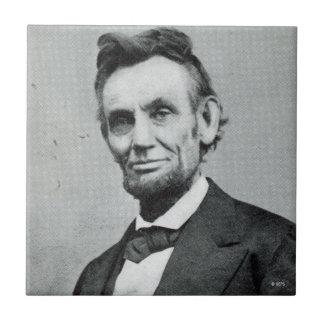 Abeリンカーン1のポートレート タイル