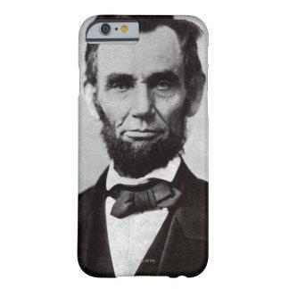 Abeリンカーン2のポートレート Barely There iPhone 6 ケース