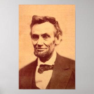 Abeリンカーン ポスター