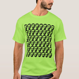 Abeリンカーン Tシャツ