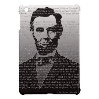 AbeリンカーンGettysburgの住所 iPad Mini カバー