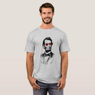 AbeBROhamリンカーン Tシャツ
