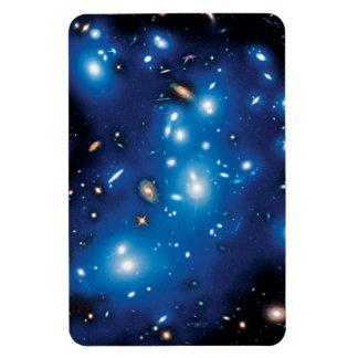 Abell 2744パンドラの銀河系の集りの宇宙の写真 マグネット
