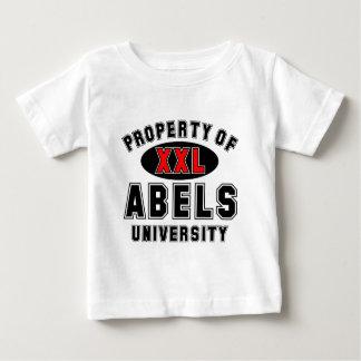 Abels大学の特性 ベビーTシャツ