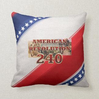 ABHのアメリカ革命の240th記念日 クッション