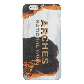 ABHのアーチ 光沢iPhone 6ケース