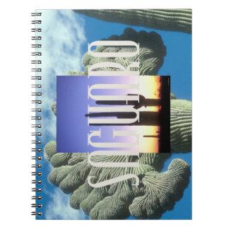 ABHのサグアロ ノートブック
