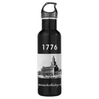 ABHのタイムライン1776年 ウォーターボトル