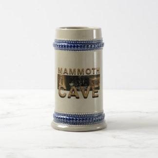 ABHのマンモスの洞窟 ビールジョッキ