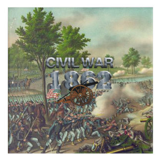 ABHの内戦1862年 アクリルウォールアート