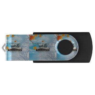 ABHの北の滝 USBフラッシュドライブ