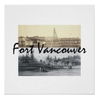 ABHの城砦バンクーバー ポスター