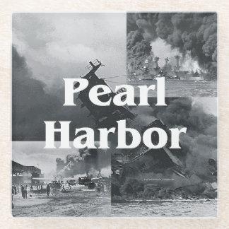 ABHの真珠湾 ガラスコースター