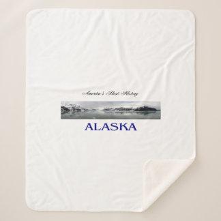 ABHアラスカ シェルパブランケット
