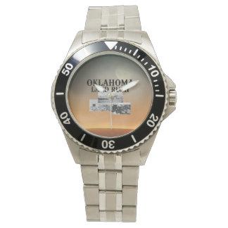 ABHオクラホマの土地の突進 腕時計