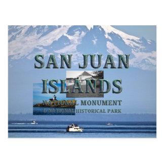 ABHサンファンの島 ポストカード