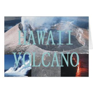 ABHハワイの火山 カード