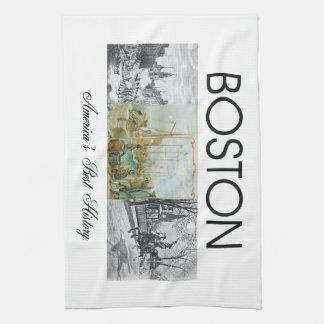 ABHボストン キッチンタオル