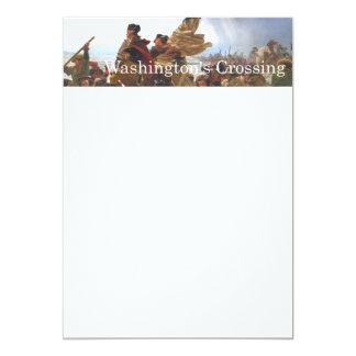 ABHワシントン州の交差 カード