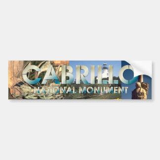 ABH Cabrillo バンパーステッカー