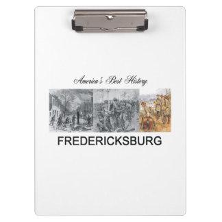 ABH Fredericksburg クリップボード