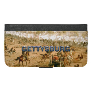 ABH Gettysburg iPhone 6/6s Plus ウォレットケース