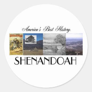 ABH Shenandoah ラウンドシール