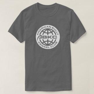 ABKCの人の暗いTシャツ Tシャツ