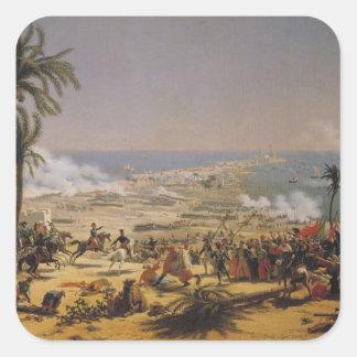 Aboukirの戦い、1799年7月25日 スクエアシール