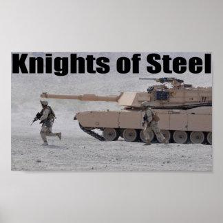 Abramsタンク ポスター
