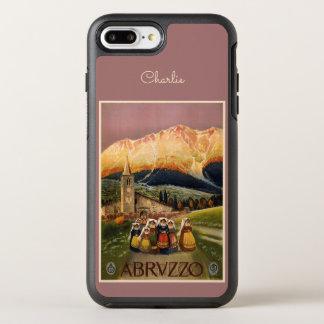 Abrvzzoイタリアの一流の電話 オッターボックスシンメトリーiPhone 8 Plus/7 Plusケース