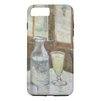 absinthのCaféのテーブル iPhone 8 Plus/7 Plusケース