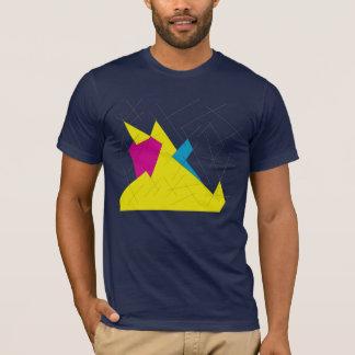 Abstarctのデザイン Tシャツ
