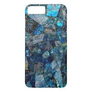 Abstract Labradorite Mosaic iPhone / Samsung Case iPhone 8 Plus/7 Plusケース