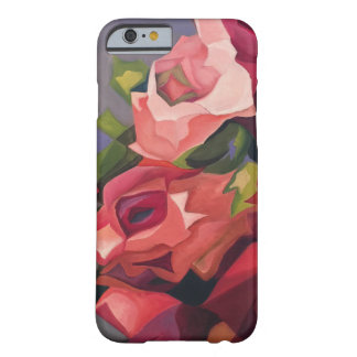Abstract Rose Phone Case Barely There iPhone 6 ケース