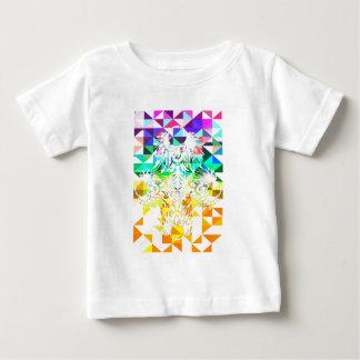 Abtractの基盤 ベビーTシャツ