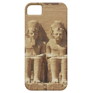 Abu Simbel -カイロ、エジプトの彫刻 iPhone SE/5/5s ケース