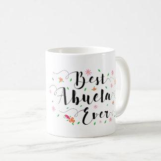 Abuelaの最も最高のなマグ コーヒーマグカップ