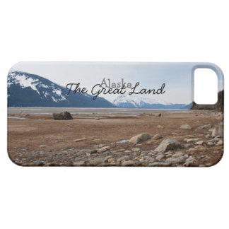 ACアラスカ州人の海岸 iPhone SE/5/5s ケース