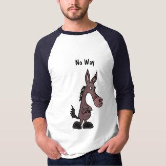AC頑固なラバのTシャツ Tシャツ
