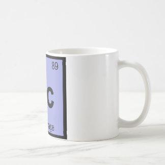 AC -アンカレッジ化学周期表の記号 コーヒーマグカップ