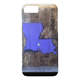 Acadianaの素朴な携帯電話の箱 iPhone 8/7ケース